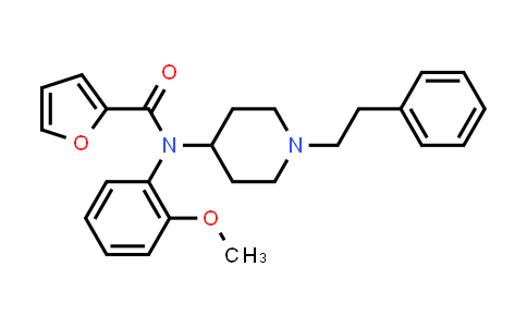 101343-50-4 | N-(2-Methoxyphenyl)-N-(1-phenethylpiperidin-4-yl)furan-2-carboxamide