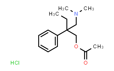 101356-69-8 | 2-((Dimethylamino)methyl)-2-phenylbutyl acetate hydrochloride