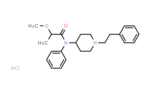 101365-58-6 | 2-Methoxy-N-(1-phenethylpiperidin-4-yl)-N-phenylpropanamide hydrochloride