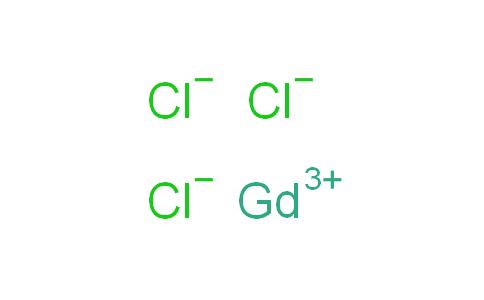10138-52-0   Gadolinium chloride