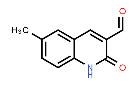 101382-53-0   6-Methyl-2-oxo-1,2-dihydro-quinoline-3-carbaldehyde