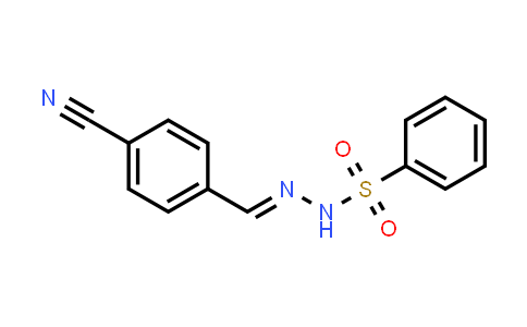 101385-21-1 | Benzenesulfonic acid, 2-[(4-cyanophenyl)methylene]hydrazide
