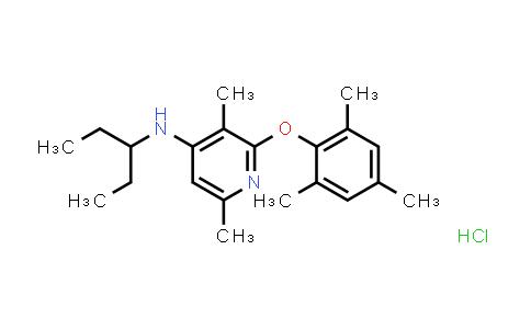 1013933-37-3 | CP376395 hydrochloride