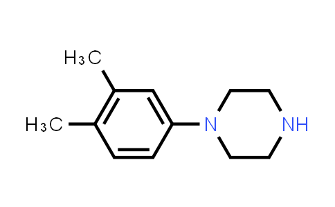 1014-05-7 | 1-(3,4-Dimethylphenyl)piperazine