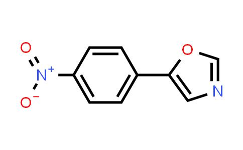 1014-23-9 | 5-(p-Nitrophenyl)oxazole