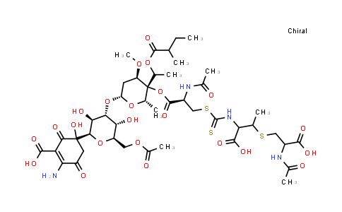 101411-70-5   Paldimycin A