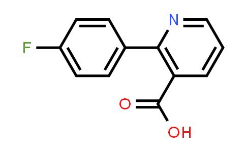 101419-78-7 | 2-(4-Fluorophenyl)nicotinic acid