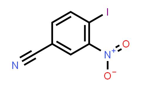 101420-79-5 | 4-Iodo-3-nitrobenzonitrile