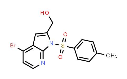 1014612-85-1   1H-Pyrrolo[2,3-b]pyridine-2-methanol, 4-bromo-1-[(4-methylphenyl)sulfonyl]-
