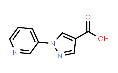 1014631-89-0 | 1-(Pyridin-3-yl)-1H-pyrazole-4-carboxylic acid