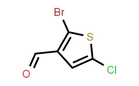 1014644-76-8 | 2-Bromo-5-chloro-3-thiophenecarboxaldehyde