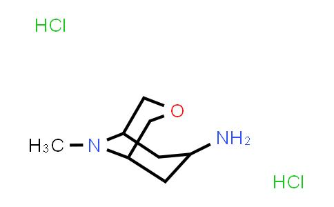 1014712-76-5 | Endo-7-amino-9-methyl-3-oxa-9-azabicyclo[3.3.1]nonane dihydrochloride
