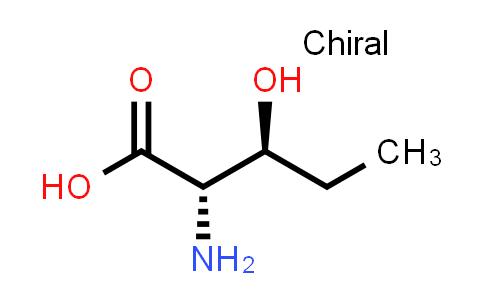 10148-66-0 | (2S,3S)-2-Amino-3-hydroxypentanoic acid