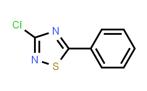 101495-56-1 | 3-Chloro-5-phenyl-1,2,4-thiadiazole