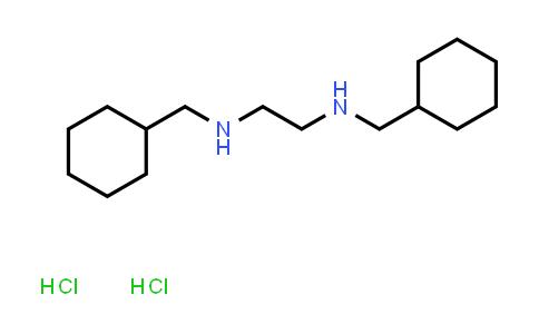 10150-38-6 | N1,N2-Bis(cyclohexylmethyl)ethane-1,2-diamine dihydrochloride