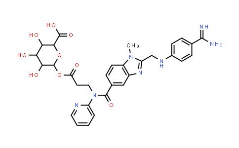 1015167-40-4   Dabigatran Acyl-β-D-Glucuronide