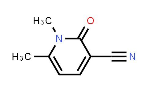 1015599-22-0 | 1,6-Dimethyl-2-oxo-1,2-dihydropyridine-3-carbonitrile