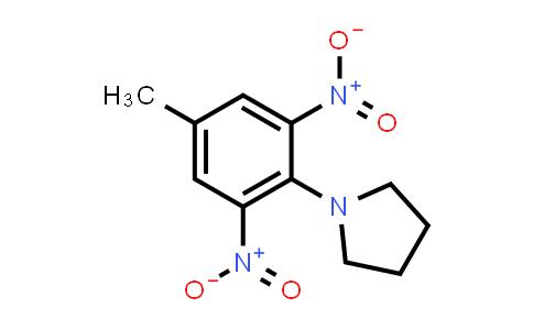 10156-63-5   Pyrrolidine, 1-(4-methyl-2,6-dinitrophenyl)-
