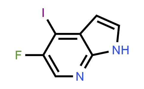 1015610-23-7 | 5-Fluoro-4-iodo-1H-pyrrolo[2,3-b]pyridine