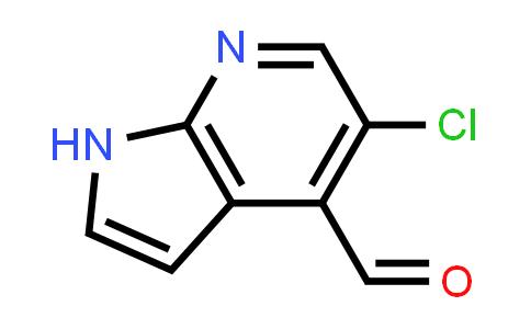 1015610-39-5 | 5-Chloro-1H-pyrrolo[2,3-b]pyridine-4-carbaldehyde