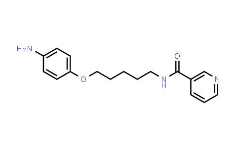 101578-28-3 | N-(5-(4-Aminophenoxy)pentyl)nicotinamide