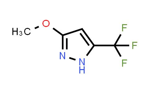 1015780-80-9 | 3-Methoxy-5-(trifluoromethyl)-1H-pyrazole