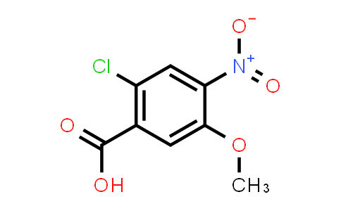 101581-13-9 | 2-Chloro-5-methoxy-4-nitrobenzoic acid