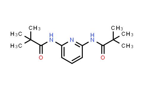 101630-94-8 | N,N'-(Pyridine-2,6-diyl)bis(2,2-dimethylpropanamide)