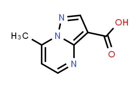 1016505-59-1   7-Methylpyrazolo[1,5-a]pyrimidine-3-carboxylic acid