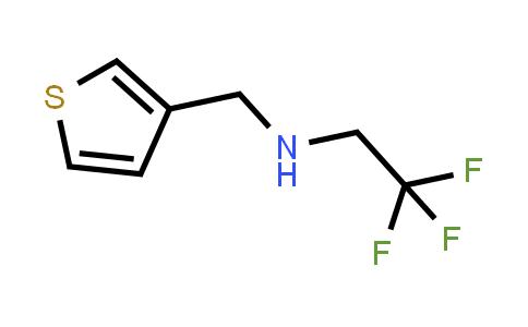 1016517-82-0 | (3-Thienylmethyl)(2,2,2-trifluoroethyl)amine