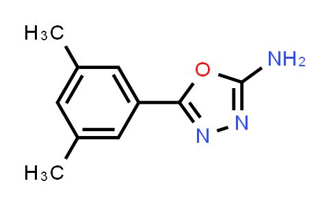1016533-83-7 | 5-(3,5-Dimethylphenyl)-1,3,4-oxadiazol-2-amine