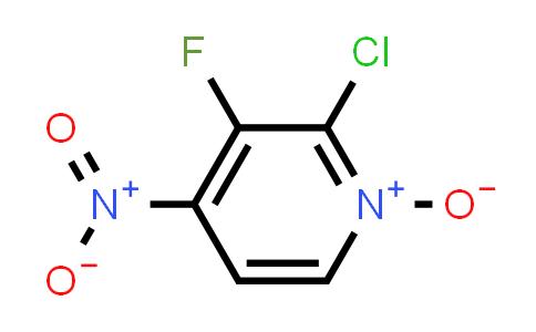 101664-56-6 | 2-Chloro-3-fluoro-4-nitropyridine 1-oxide