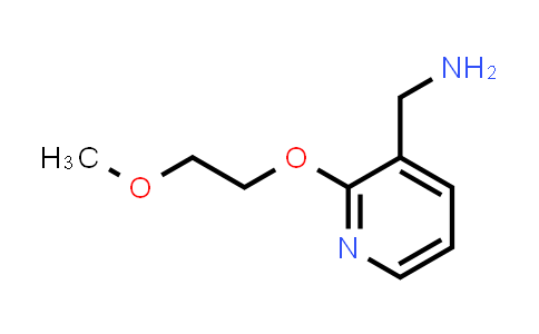 1016765-58-4 | [2-(2-Methoxyethoxy)pyridin-3-yl]methanamine