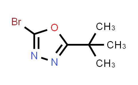 1016820-98-6 | 2-Bromo-5-(tert-butyl)-1,3,4-oxadiazole