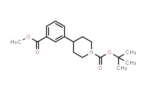 1016980-41-8 | tert-Butyl 4-[3-(methoxycarbonyl)phenyl]piperidine-1-carboxylate