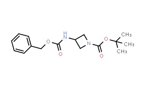 1017044-94-8 | tert-Butyl 3-{[(benzyloxy)carbonyl]amino}azetidine-1-carboxylate
