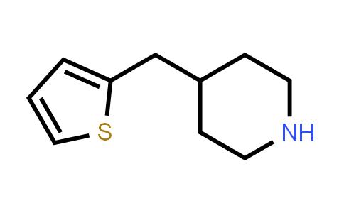 1017150-87-6 | 4-(Thiophen-2-ylmethyl)piperidine