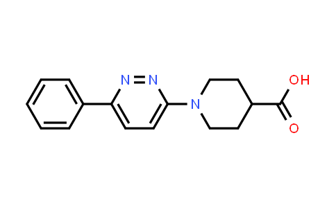 1017168-60-3 | 1-(6-Phenylpyridazin-3-yl)piperidine-4-carboxylic acid
