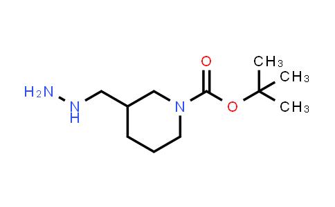 1017219-83-8   tert-Butyl 3-(hydrazinylmethyl)piperidine-1-carboxylate