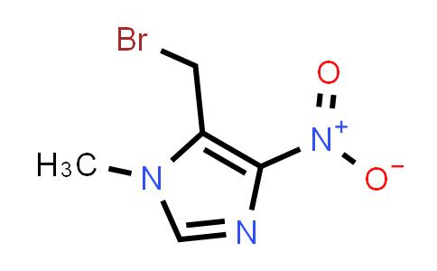 1017279-02-5 | 5-(Bromomethyl)-1-methyl-4-nitro-1H-imidazole