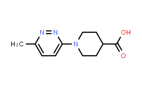 1017326-43-0 | 1-(6-Methylpyridazin-3-yl)piperidine-4-carboxylic acid