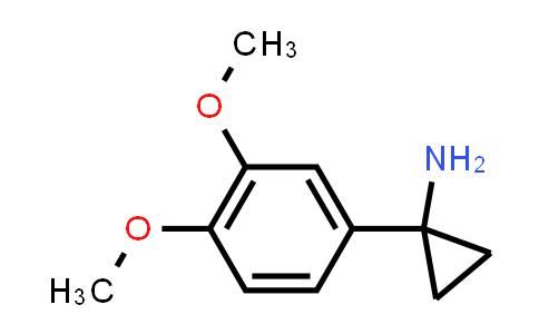 1017388-31-6 | Cyclopropanamine, 1-(3,4-dimethoxyphenyl)-
