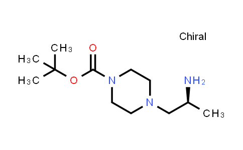 1017606-58-4 | tert-Butyl (S)-4-(2-aminopropyl)piperazine-1-carboxylate