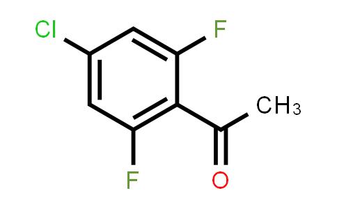 1017777-45-5 | 4'-Chloro-2',6'-difluoroacetophenone