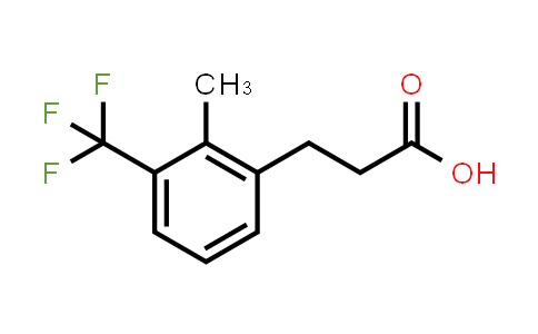 1017777-98-8 | 3-[2-Methyl-3-(trifluoromethyl)phenyl]propionic acid