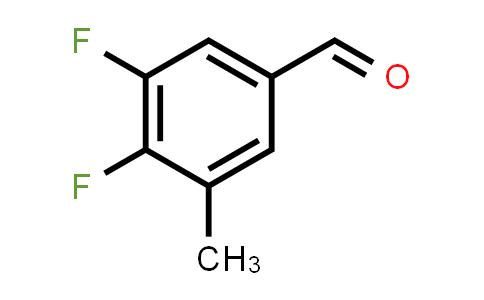 1017778-64-1   3,4-Difluoro-5-methylbenzaldehyde