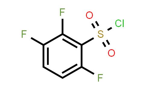 1017779-75-7 | 2,3,6-Trifluorobenzenesulfonyl chloride