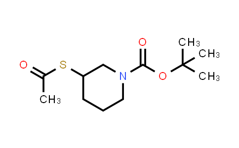 1017798-33-2   tert-Butyl 3-(acetylsulfanyl)piperidine-1-carboxylate