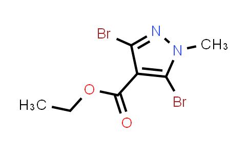 1017802-88-8 | Ethyl 3,5-dibromo-1-methyl-1H-pyrazole-4-carboxylate