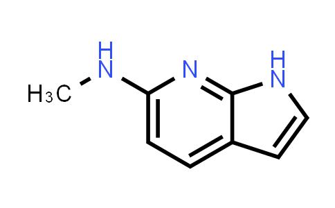 1018441-16-1 | N-Methyl-1H-pyrrolo[2,3-b]pyridin-6-amine